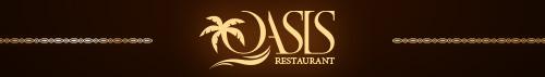 Сайт ресторана ''ОАЗИС''