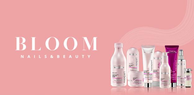 Создание интернет магазина косметики Bloom-store