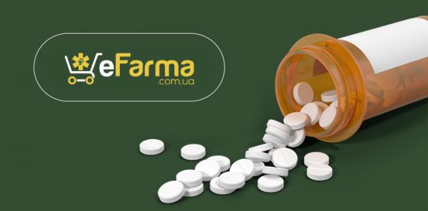 Розробка інтернет-аптеки E-farma