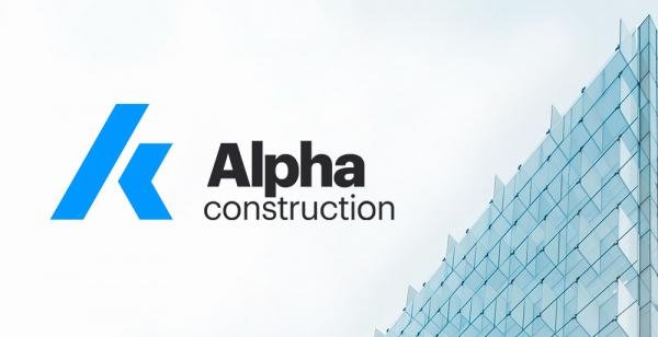 Розробка Landing Page для компанії Alpha Construction