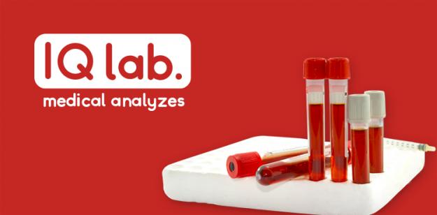 Розробка сайту автоматизованої лабораторії IQLab