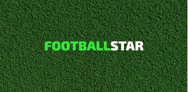 Landing Page для компанії FootballStar