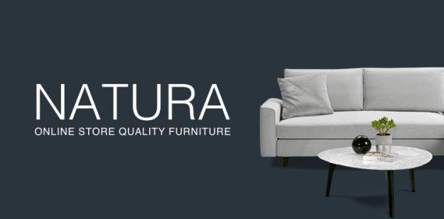 Создание интернет магазина мебели natura-mebel