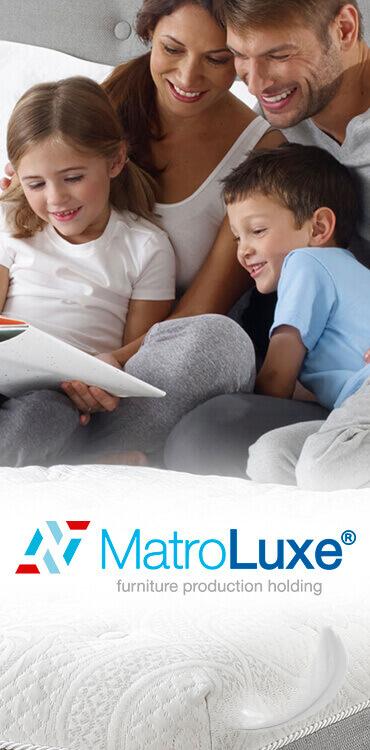 Разработка сайта Matroluxe
