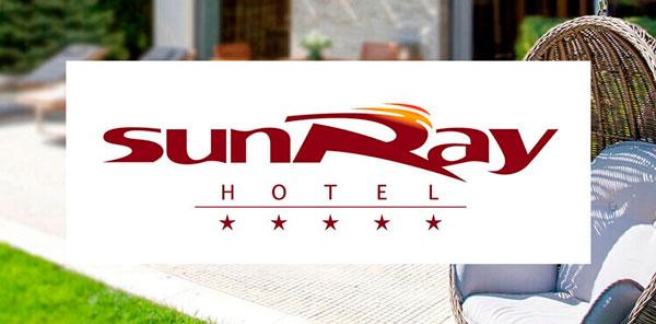 Разработка сайта отеля SUNRAY