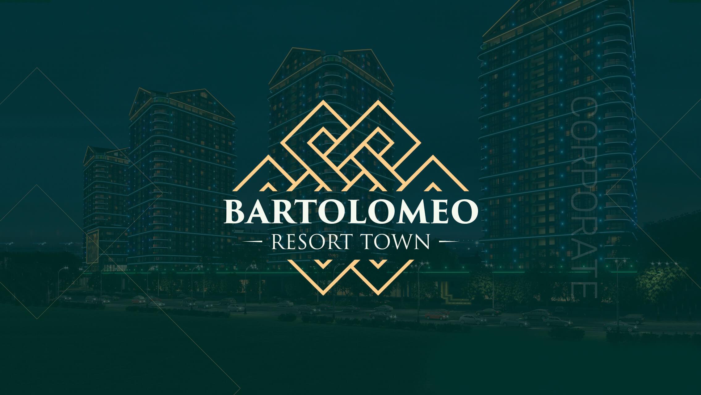 Розробка корпоративного сайту ЖК Bartolomeo resort town