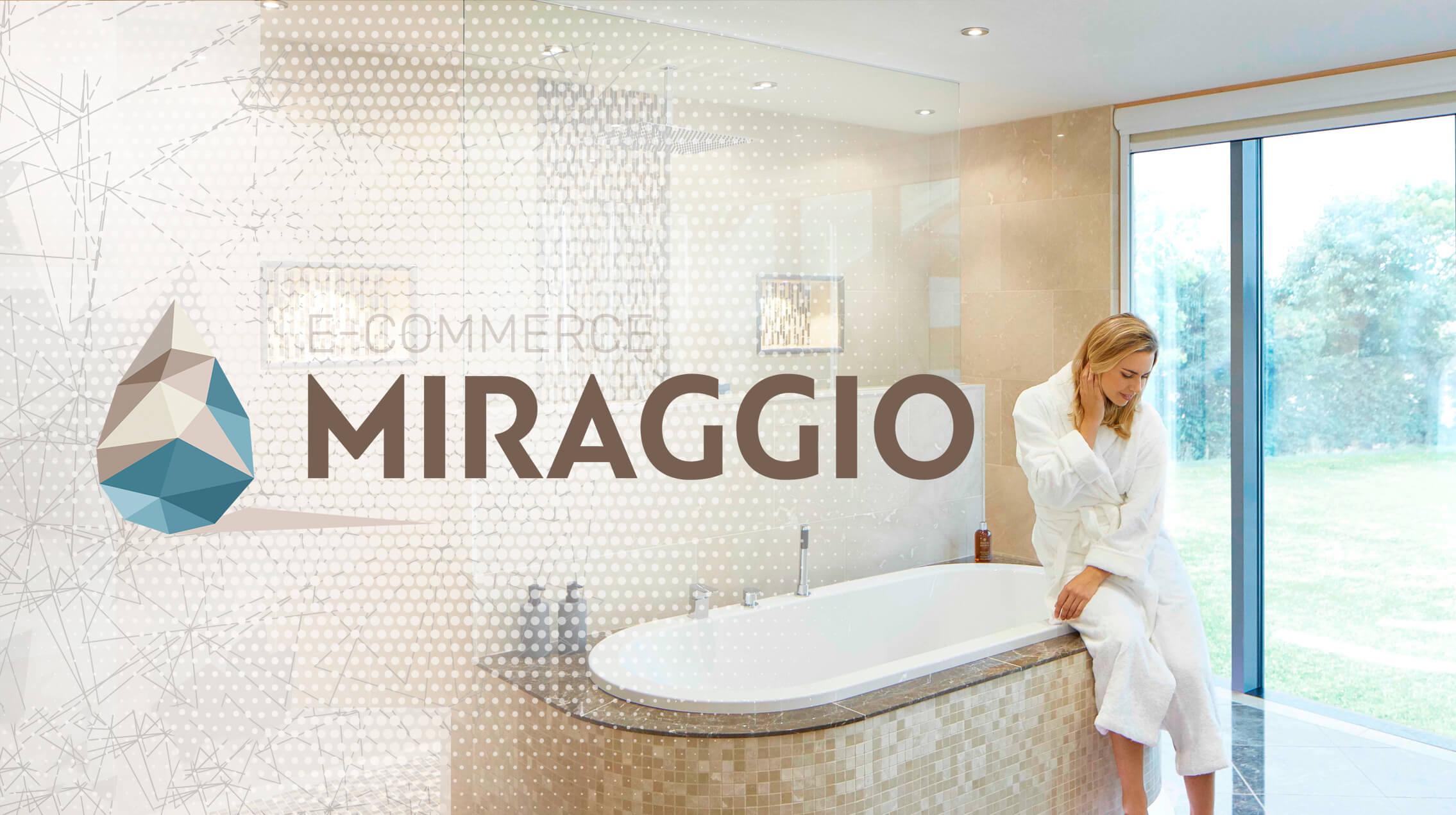 Створення сайту Miraggio