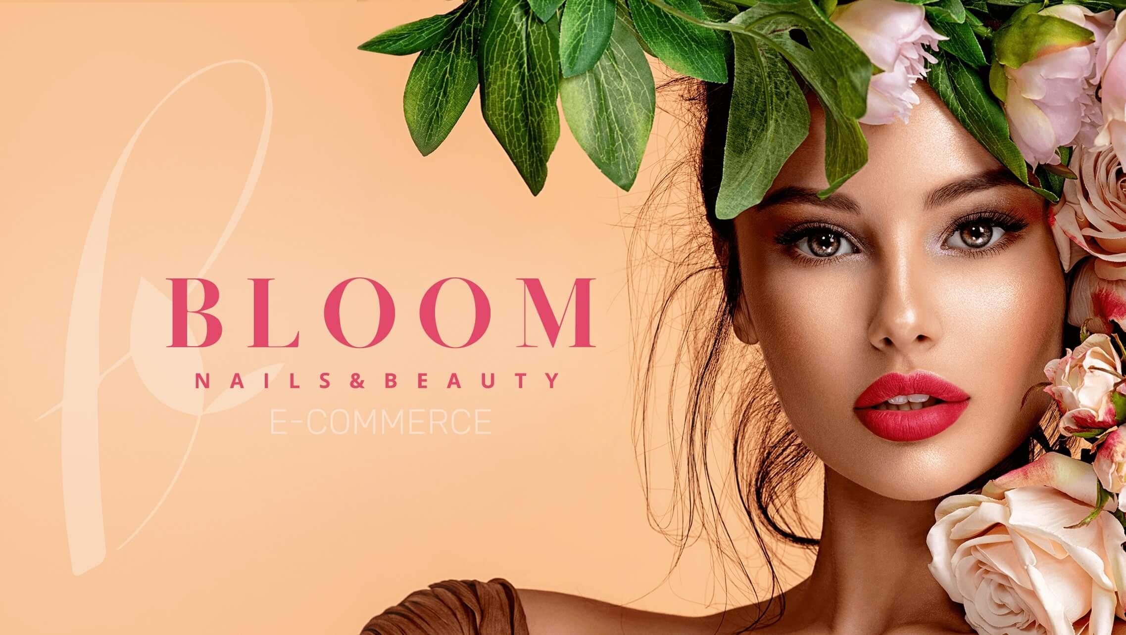 Створення інтернет магазину косметики Bloom-store
