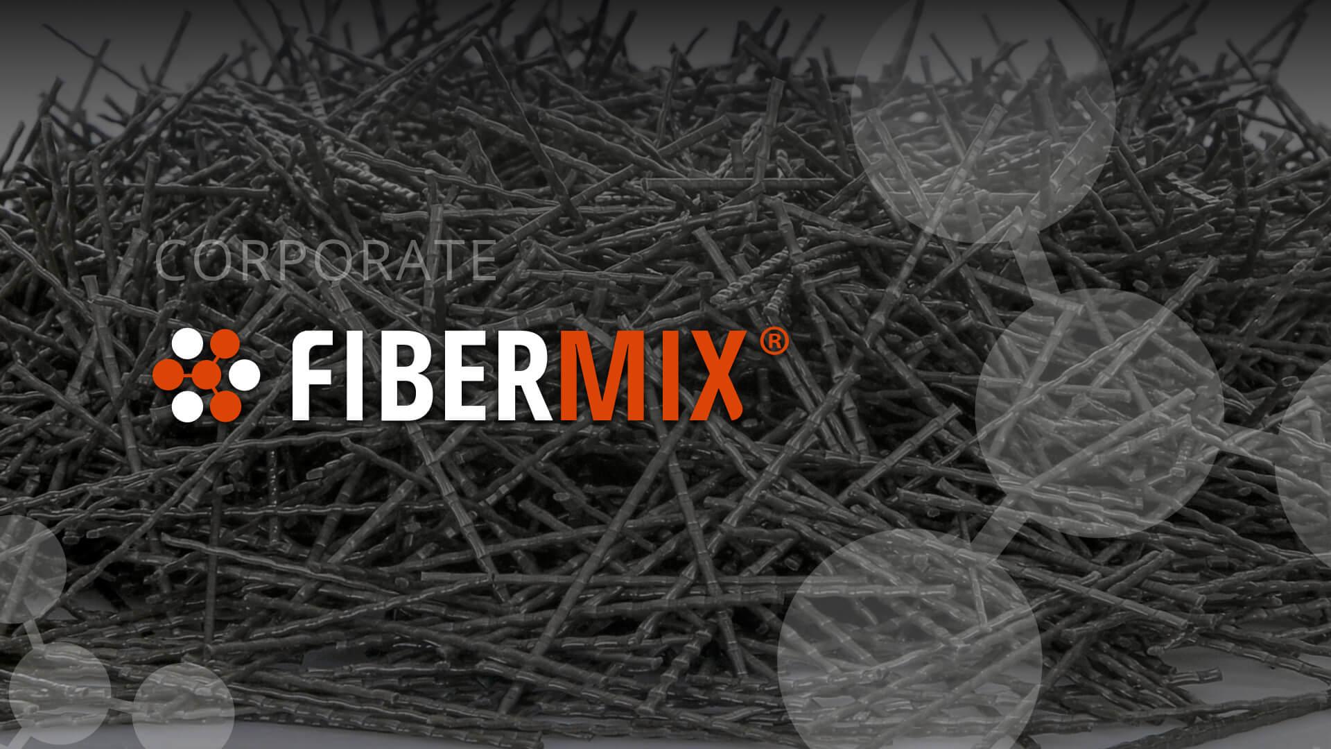 Корпоративний сайт для компанії FiberMix