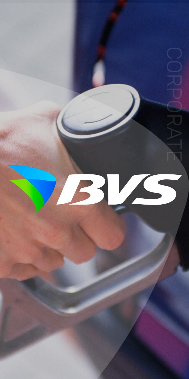 Розробка корпоративного сайту мережі АЗС-BVS