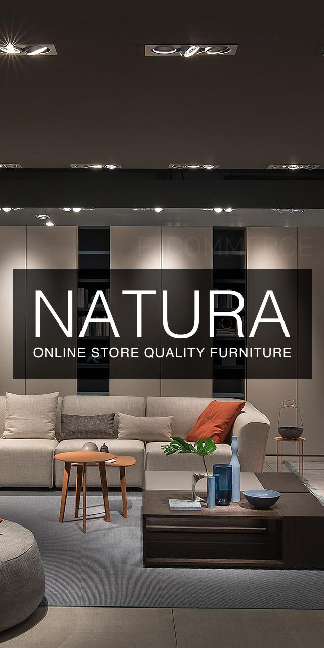 Створення інтернет магазину меблів natura-mebel