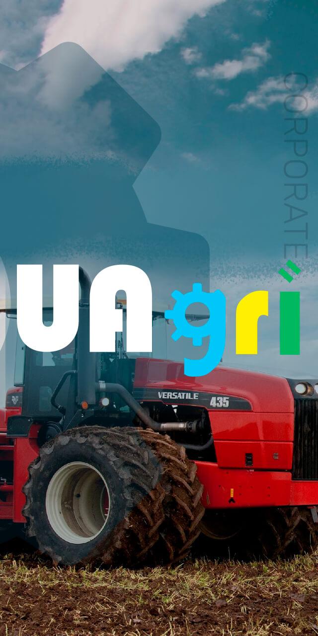 Розробка сайту оренди сільськогосподарської техніки uagri.pro