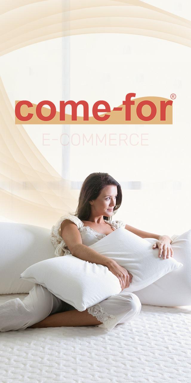 Создание интернет магазина Come-For