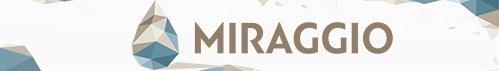 Разработка корпоративного сайта - каталога Miraggio