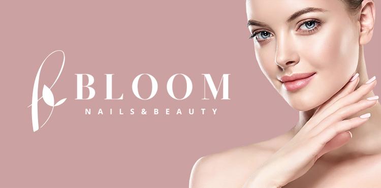 Разработка сайта ногтевой студии BLOOM