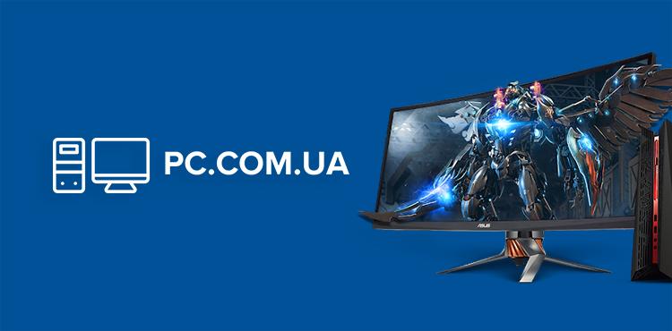 Разработка сайта компьютерной техники PC.com.ua