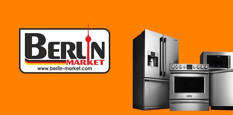 Разработка интернет магазина Berlin Market