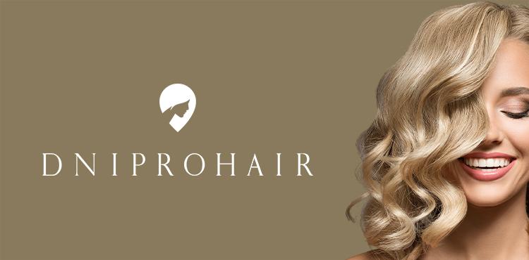 Создание корпоративного сайта Dniprohair